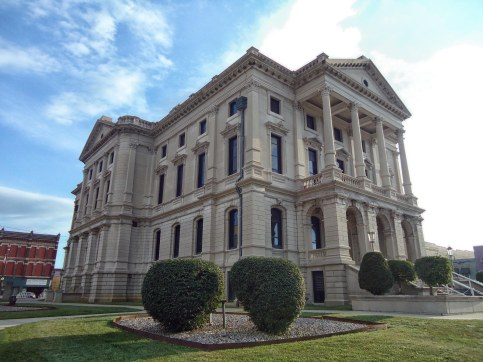 The Grant County Courthouse in Marion.