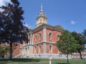Gordon Randall's 1872 Marshall County Courthouse