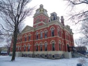 The LaGrange County Courthouse in LaGrange.