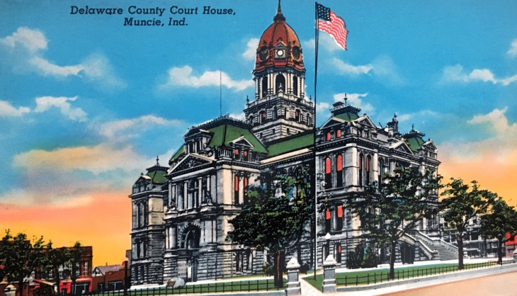 Delaware County- Muncie (1887-1967) – Courthousery