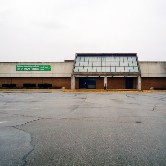 A former JC Penney in Marion, Indiana.